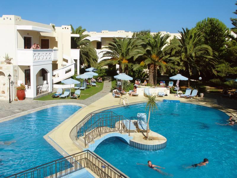Appartementen Kastalia Village - Kamisiana - Chania Kreta
